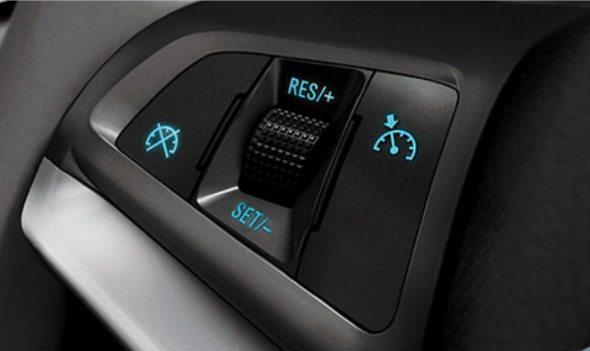 ... круиз-контроль на Chevrolet Cruze